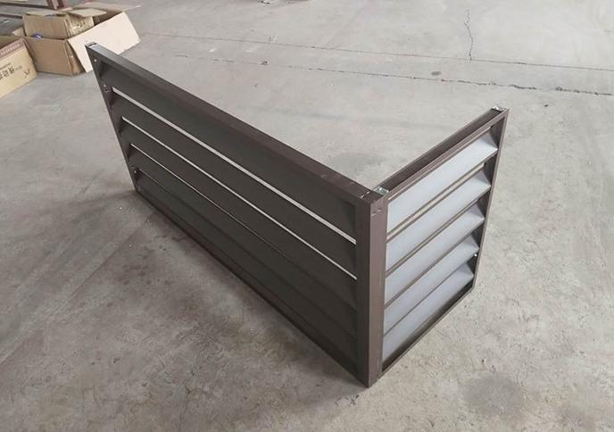 鋁合金·空調百葉窗